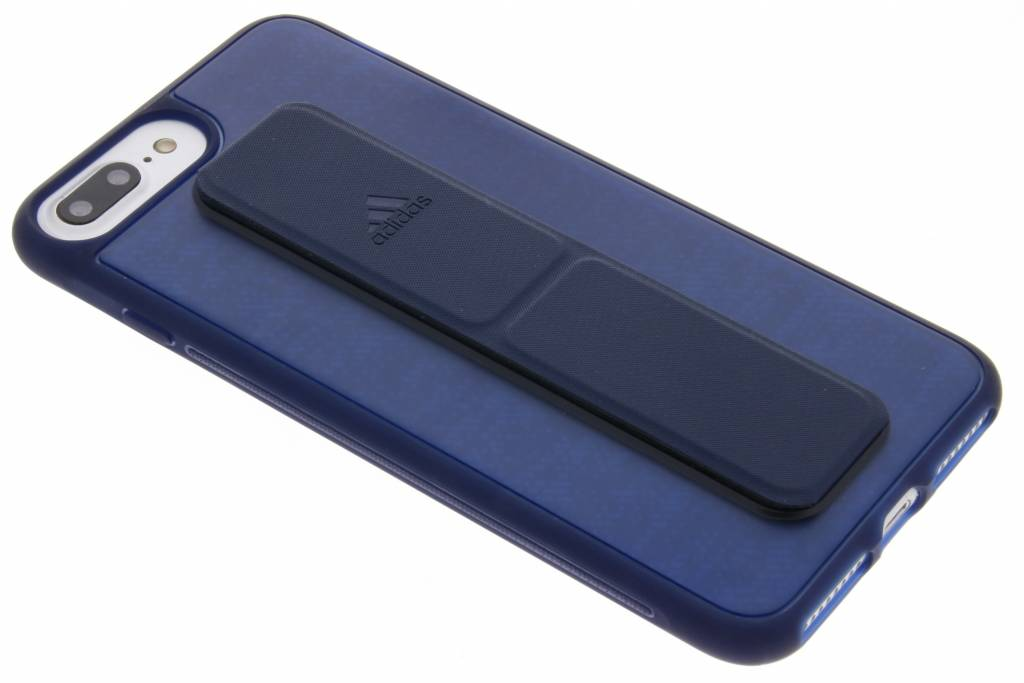 adidas Sports Blauwe Grip Case voor de iPhone 8 Plus / 7 Plus / 6s Plus / 6 Plus