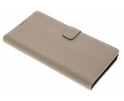 Grijs Basic Bookcase Sony Xperia XA1 Ultra
