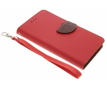 Blad design TPU booktype Sony Xperia L1