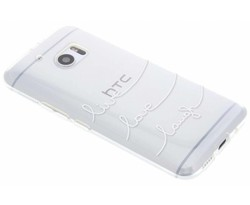Quote design TPU hoesje HTC 10