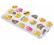 Emoji design TPU hoesje HTC 10