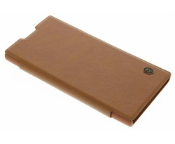 Nillkin Qin Leather slim booktype Sony Xperia L1