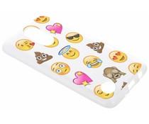 Emoji design TPU hoesje LG K8 (2017)