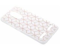Cubes design TPU hoesje Lenovo K6