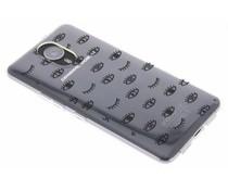 Design TPU hoesje General Mobile GM5 Plus