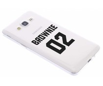 Brownie TPU hoesje Samsung Galaxy Grand Prime