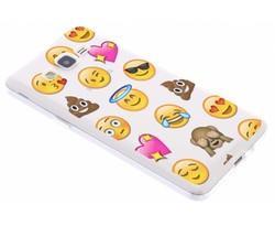 Emoji design TPU hoesje Samsung Galaxy Grand Prime