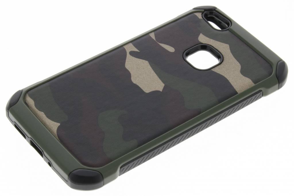 Vert Défenseur De L'armée De Couverture Étui Rigide Pour Huawei Y6 2 ot9nBaLI