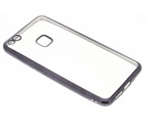 TPU hoesje met metallic rand Huawei P10 Lite