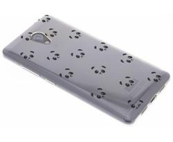 Dieren design TPU hoesje Lenovo P2