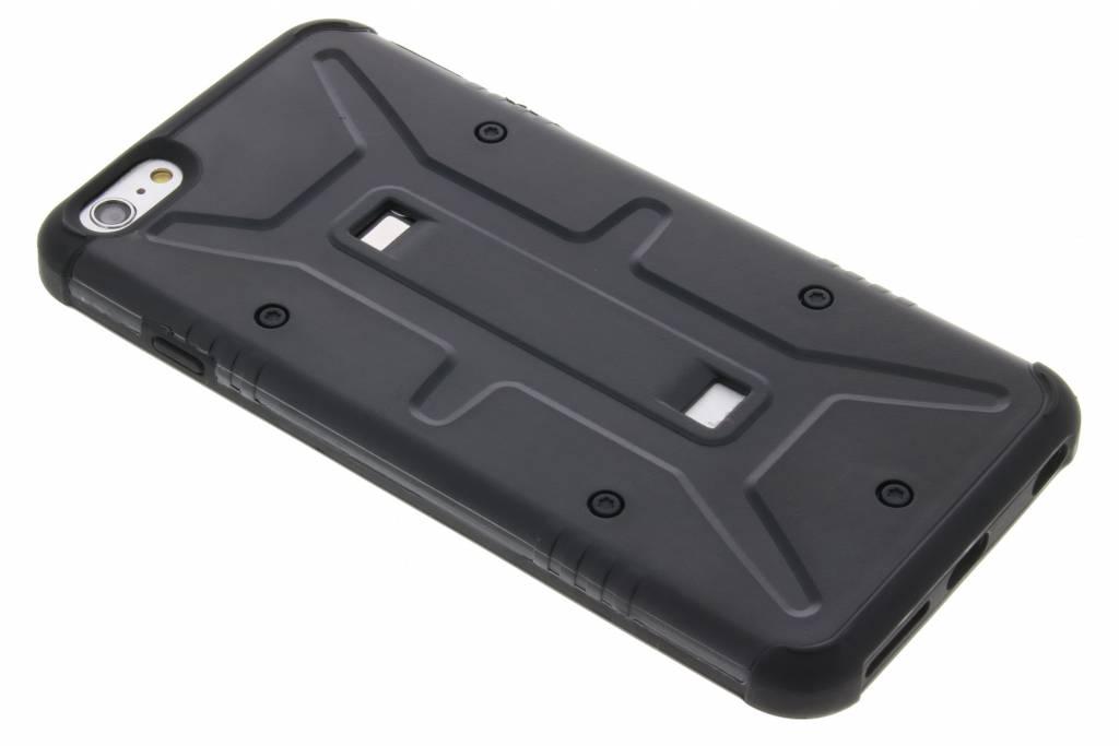 Zwarte xtreme defender hardcase voor de iPhone 6(s) Plus