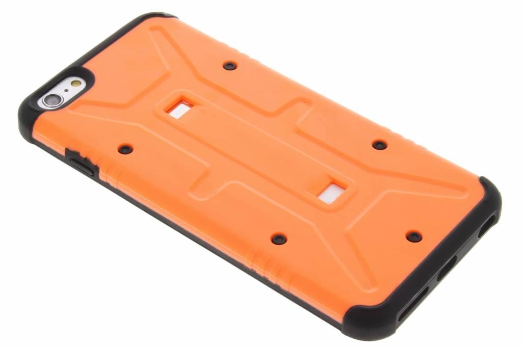 Oranje xtreme defender hardcase voor de iPhone 6(s) Plus