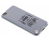 Dreams Quote TPU hoesje iPod Touch 5g / 6