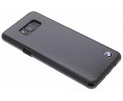BMW Zwart Real Carbon Fiber Case Samsung Galaxy S8 Plus