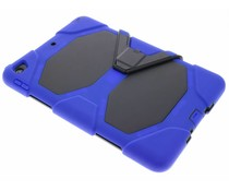 Blauw extreme protection army case iPad (2018) / (2017)