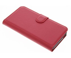 Litchi Booktype Hoes HTC Desire 650