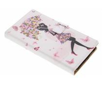 Design booktype hoes HTC Desire 650