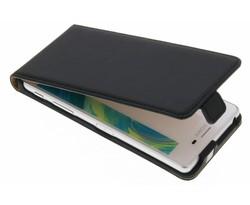 Selencia Luxe Flipcase Sony Xperia X - Zwart