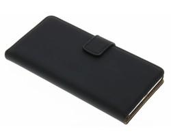 Selencia Luxe Book Case Sony Xperia X - Zwart