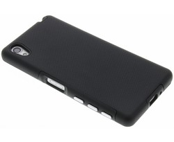 Zwart Rugged Case Sony Xperia X