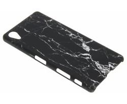 Marmer look hardcase hoesje Sony Xperia X