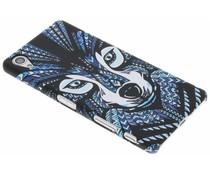 Aztec animal design hardcase hoesje Sony Xperia X