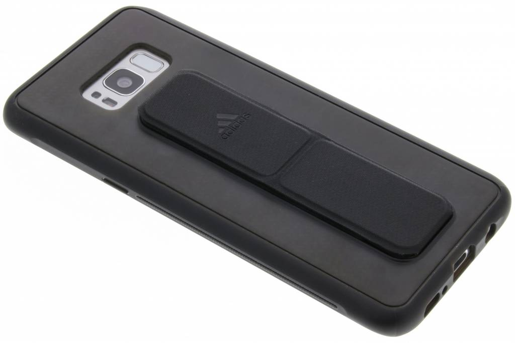 adidas Sports Zwarte Grip Case voor de Samsung Galaxy S8 Plus