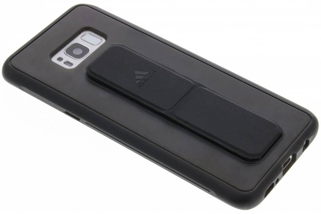 Cas Grip Noir Pour Samsung Galaxy S8 LjJEPO