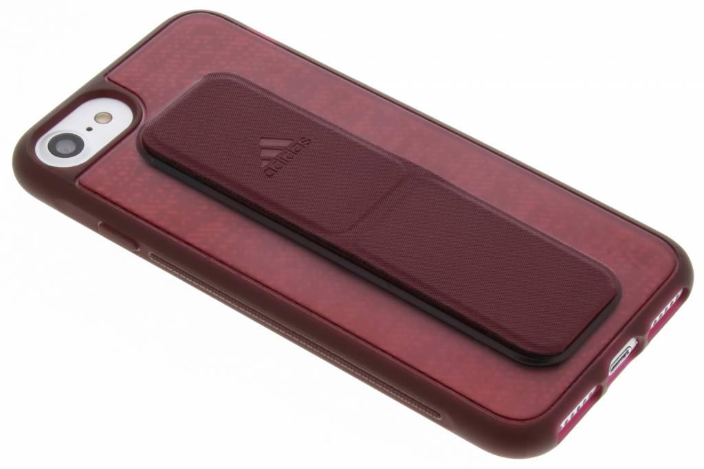 adidas Sports Rode Grip Case voor de iPhone 8 / 7 / 6s / 6