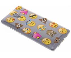 Emoji designTPU hoesje Lenovo P2