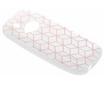Cubes design TPU hoesje Nokia 3310 (2017)