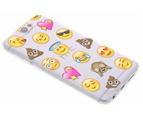 Emoji design TPU hoesje HTC One A9