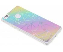 Holographic design case Huawei P9 Lite