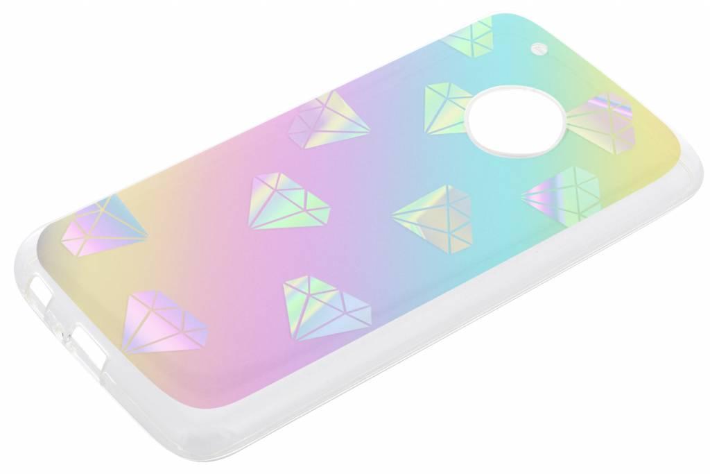 Diamants Holographique Cas Pour Huawei Lite P9 07EVEcor0