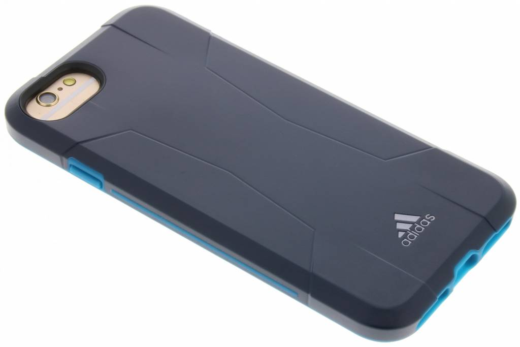 adidas Sports Blauwe Solo Case voor de iPhone 8 / 7 / 6s / 6