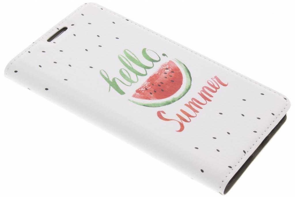 Watermeloen Design Booklet voor de Samsung Galaxy A5