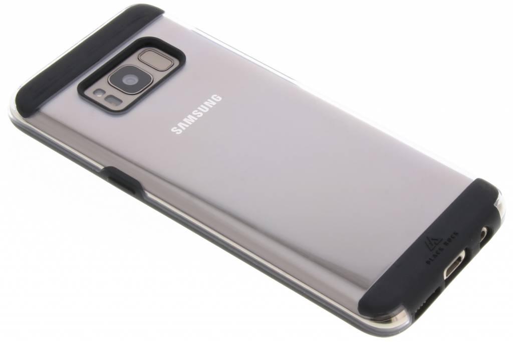 Black Rock Zwarte Air Protect Case voor de Samsung Galaxy S8