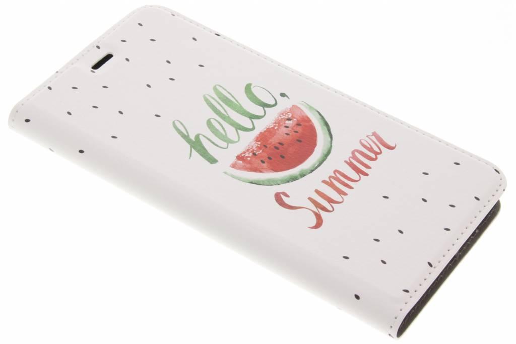 Watermeloen Design Booklet voor de Huawei P10 Plus