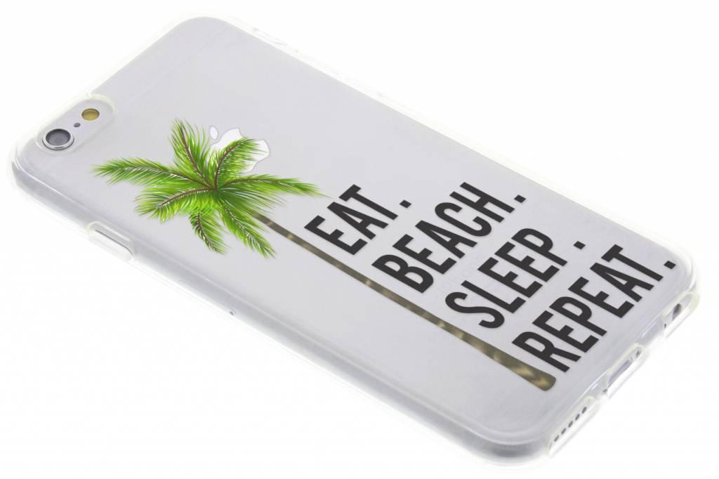 Repeat design TPU hoesje voor de iPhone 6 / 6s
