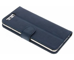 Valenta Vintage Blauw Booklet Classic Luxe Huawei P10