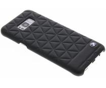BMW Zwart Hexagon Hard Case Samsung Galaxy S8 Plus