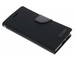 Mercury Goospery Canvas Diary Case Sony Xperia XA