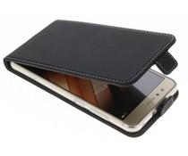 Accezz Zwart TPU Flipcase Huawei P10 Lite