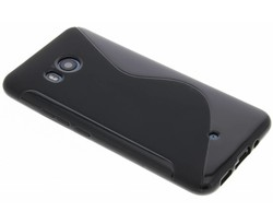 Zwart S-line TPU hoesje HTC U11