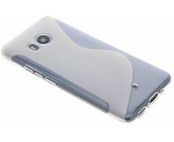Transparant S-line TPU hoesje HTC U11