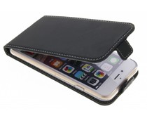 Accezz Zwart TPU Flipcase iPhone 6 / 6s