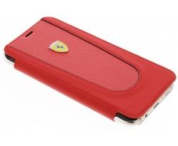 Ferrari Pit Stop Book Cover Samsung Galaxy S8