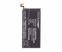 2550 mAh batterij Samsung Galaxy S6