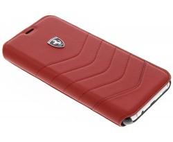 Ferrari Heritage Leather Book Cover Samsung Galaxy S8 Plus