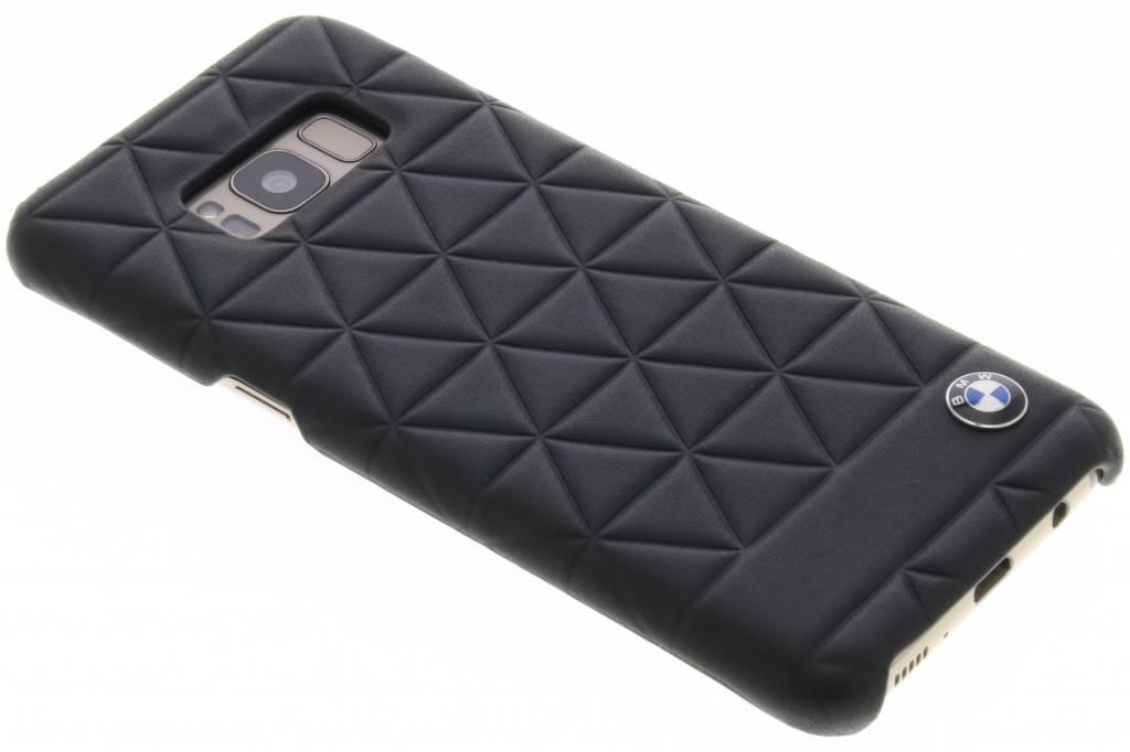 BMW Zwarte Hexagon Hard Case voor de Samsung Galaxy S8